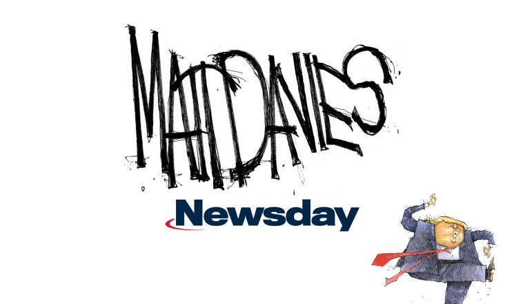Matt Davies signature cover image
